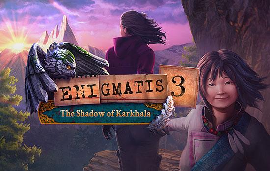 دانلود بازی Enigmatis 3: The Shadow of Karkhala برای اندروید