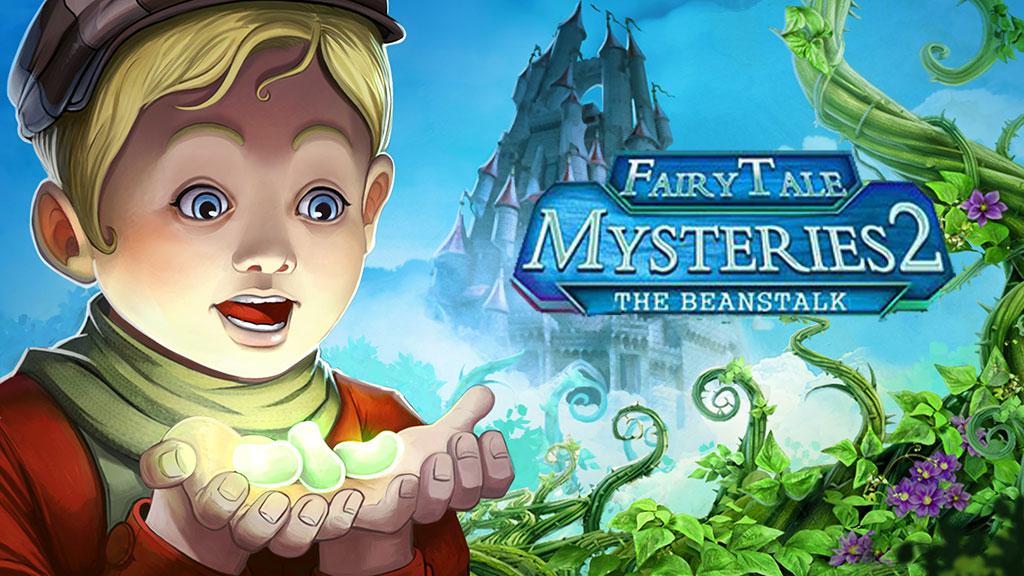 دانلود بازی Fairy Tale Mysteries 2: The Beanstalk Full برای اندروید