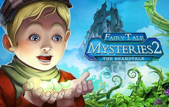دانلود بازی Fairy Tale Mysteries 2: The Beanstalk برای اندروید