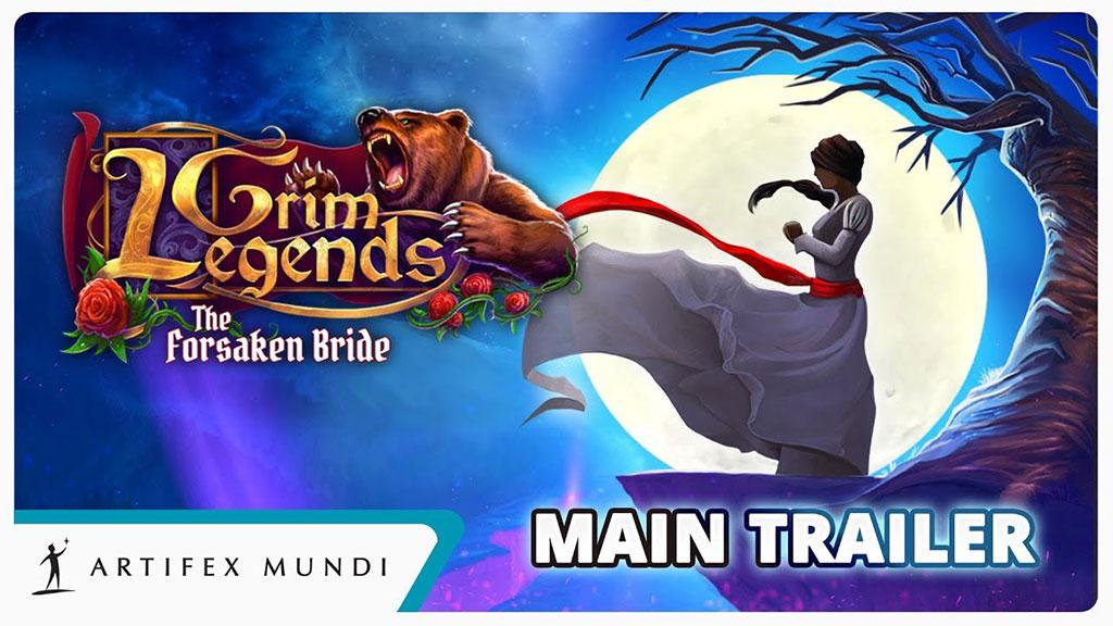 دانلود بازی Grim Legends: The Forsaken Bride برای اندروید