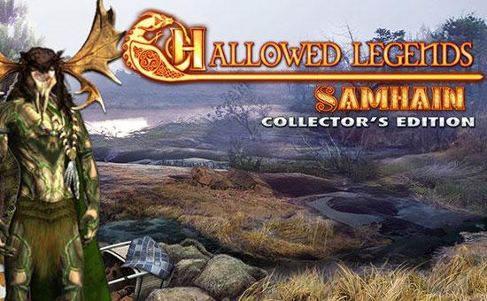 دانلود بازی Hallowed Legends: Samhain Collector's Edition