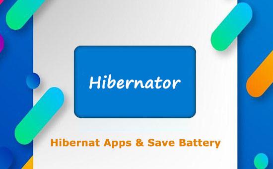 دانلود اپلیکیشن بهینه سازی مصرف باتری Hibernator Pro 2.12.2
