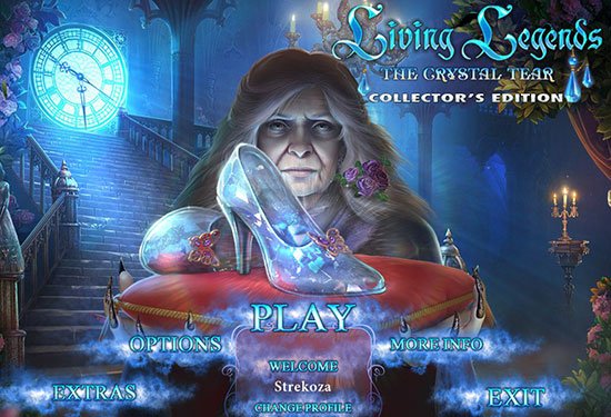 دانلود بازی Living Legends 8: The Crystal Tear Collector's Edition