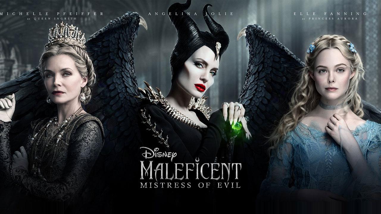 دانلود فیلم افسونگر شرور: سردسته اهریمنان Maleficent: Mistress of Evil 2019