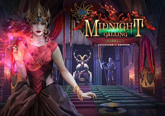 دانلود بازی Midnight Calling 5: Arabella Collector's Edition