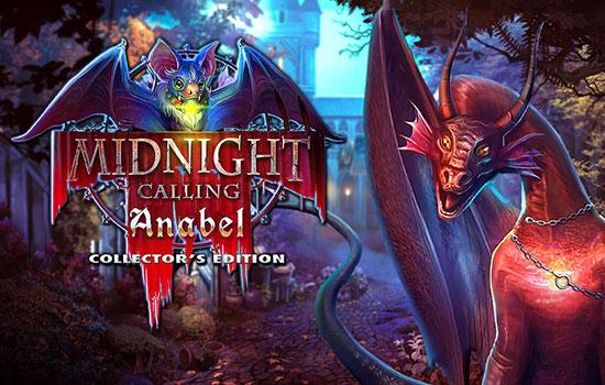 دانلود بازی Midnight Calling: Anabel Collector's Edition