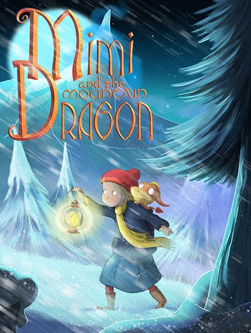 دانلود کارتون میمی و اژدهای کوهستان Mimi and the Mountain Dragon 2019