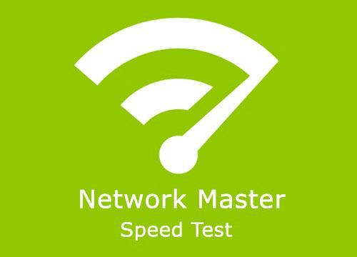 اپلیکیشن مدیریت اتصالات اینترنت Network Master: Speed Test 1.9.83