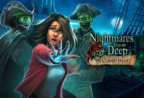دانلود بازی Nightmares from the Deep: The Cursed Heart Collector's Edition
