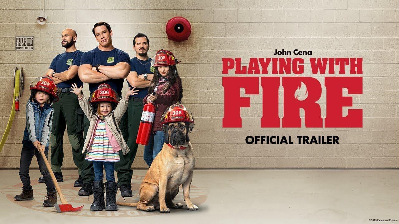 دانلود فیلم بازی با آتش Playing with Fire 2019 BluRay