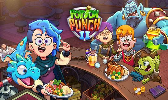 دانلود بازی Potion Punch 2 v1.1.6 برای اندروید