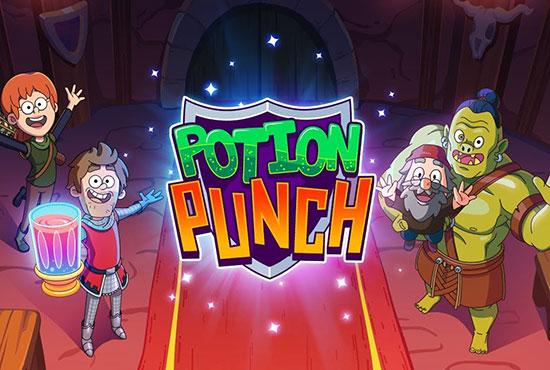 دانلود بازی Potion Punch 6.3 برای اندروید