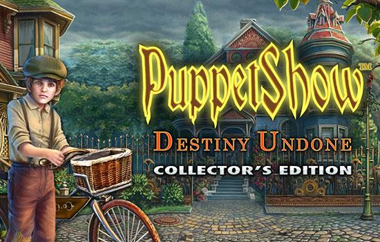 دانلود بازی PuppetShow 5: Destiny Undone Collector's Edition