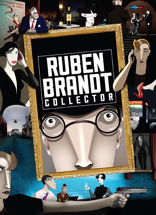 دانلود انیمیشن روبن برانت، کلکتور Ruben Brandt, Collector 2018