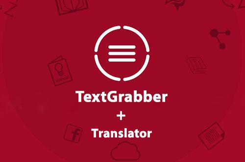 دانلود نرم افزار TextGrabber: Offline Scan & Translate Photo to Text V2.7.2.2 برای اندروید