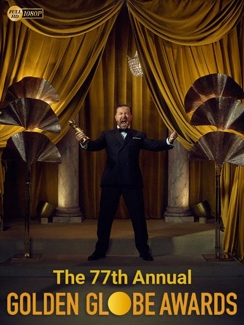 دانلود مراسم گلدن گلوب The 77th Annual Golden Globe Awards 2020