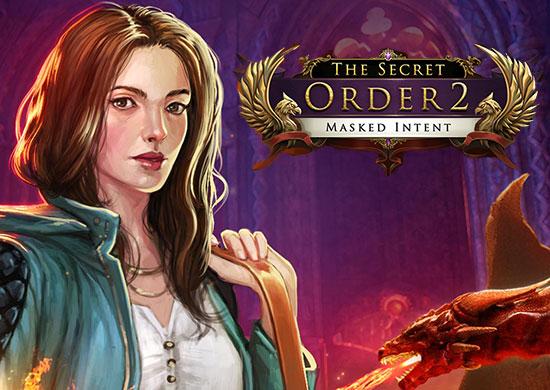 دانلود بازی The Secret Order 2: Masked Intent برای اندروید