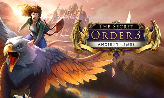 دانلود بازی The Secret Order 3: Ancient Times برای اندروید