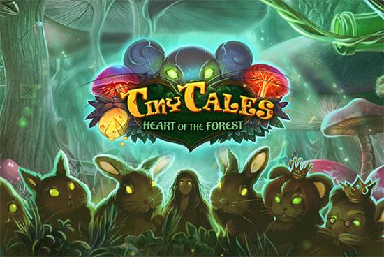 دانلود بازی Tiny Tales: Heart of the Forest Collector's Edition