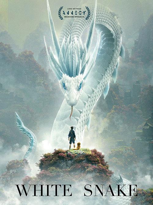 دانلود انیمیشن مار سفید (وایت اسنک) White Snake 2019 BluRay