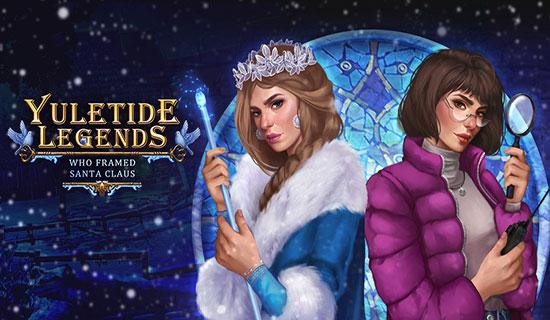 دانلود بازی Yuletide Legends 3: Who Framed Santa Claus برای اندروید