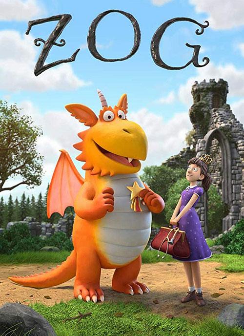 دانلود انیمیشن زاگ Zog 2018