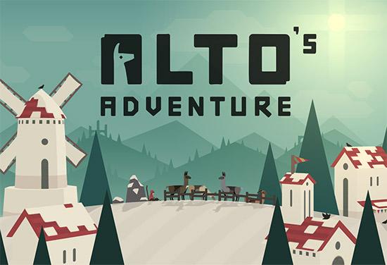 دانلود بازی Alto's Adventure 1.7.4 برای اندروید