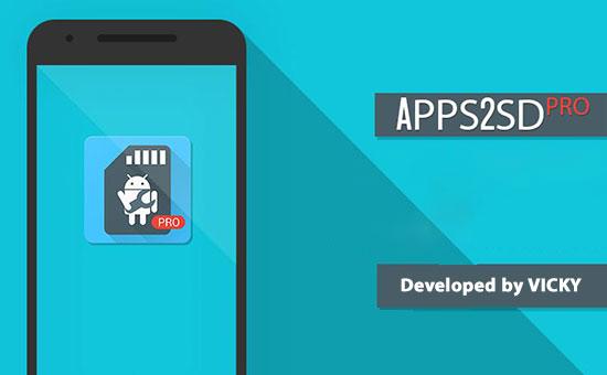 دانلود رایگان نرم افزار App2SD PRO: All in One Tool v16.0 برای اندروید