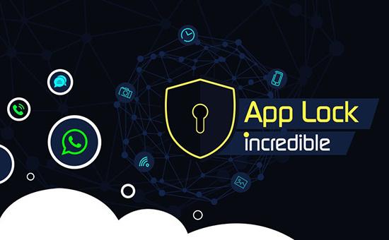 دانلود رایگان نرم افزار AppLock: Incredible PRO v1.7.3 برای گوشی های اندروید