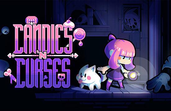 دانلود بازی Candies 'n Curses v2.3.0.4 برای اندروید