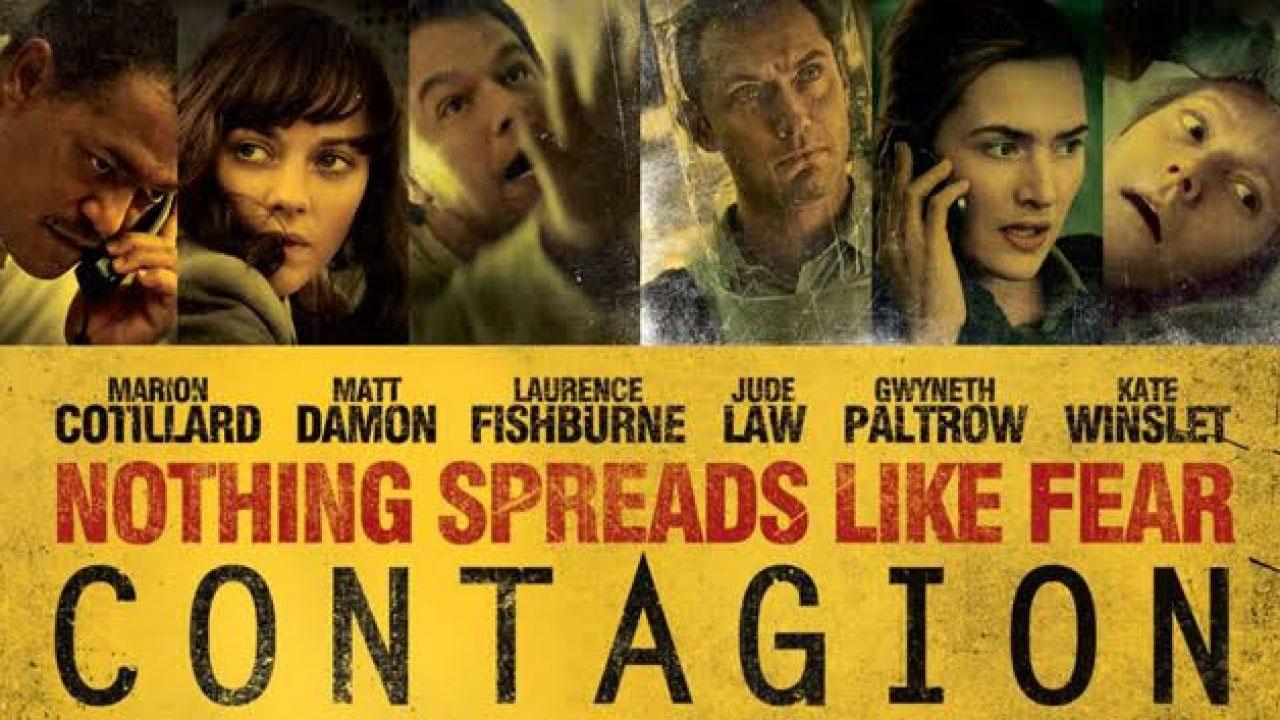 دانلود فیلم شیوع با دوبله فارسی Contagion 2011 BluRay