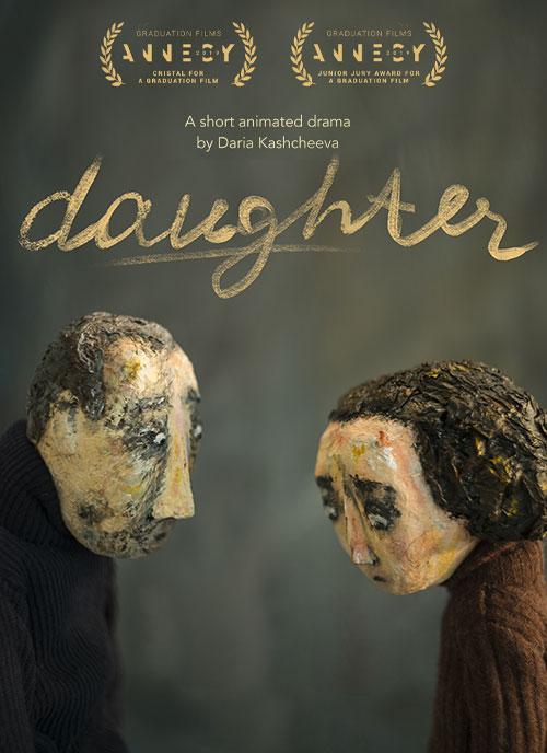 دانلود انیمیشن دختر Daughter 2019
