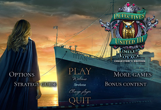 دانلود بازی Detectives United 3: Timeless Voyage Collector's Edition