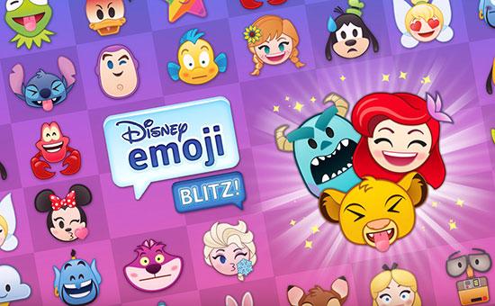 دانلود بازی Disney Emoji Blitz v32.1.0 برای اندروید