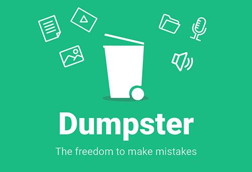 دانلود رایگان نرم افزار Dumpster Image & Video Restore v2.33.348.3e64 برای اندروید