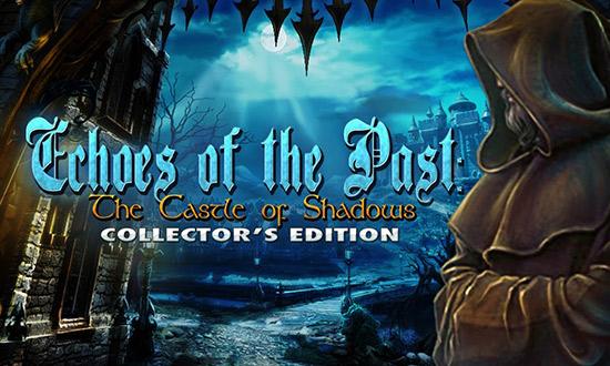 دانلود بازی Echoes of the Past 2: The Castle of Shadows Collector's Edition