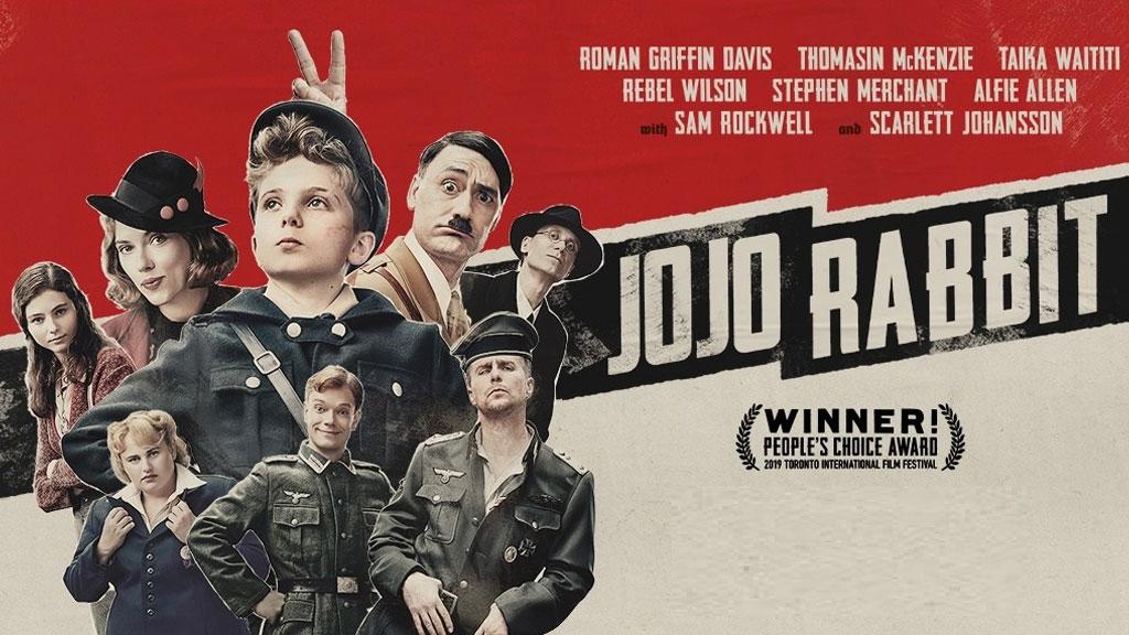 دانلود فیلم جوجو خرگوشه با دوبله فارسی Jojo Rabbit 2019 BluRay