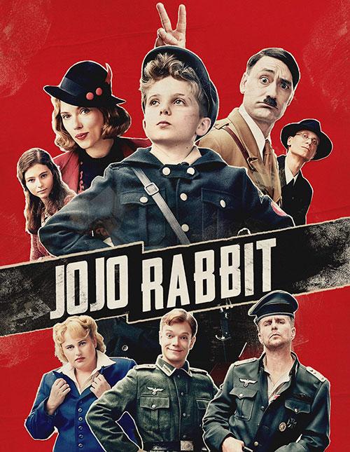 دانلود فیلم جوجو خرگوشه با دوبله فارسی Jojo Rabbit 2019
