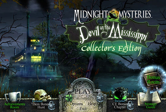 دانلود بازی Midnight Mysteries 3: Devil on the Mississippi Collector's Edition