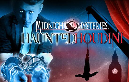 دانلود بازی Midnight Mysteries 4: Haunted Houdini Deluxe
