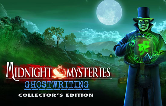 دانلود بازی Midnight Mysteries 6: Ghostwriting Collector's Edition