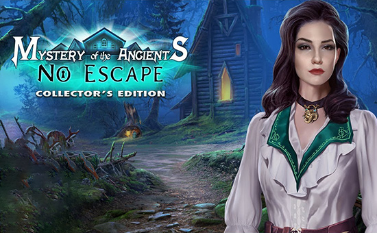 دانلود بازی Mystery of the Ancients 8: No Escape Collector's Edition