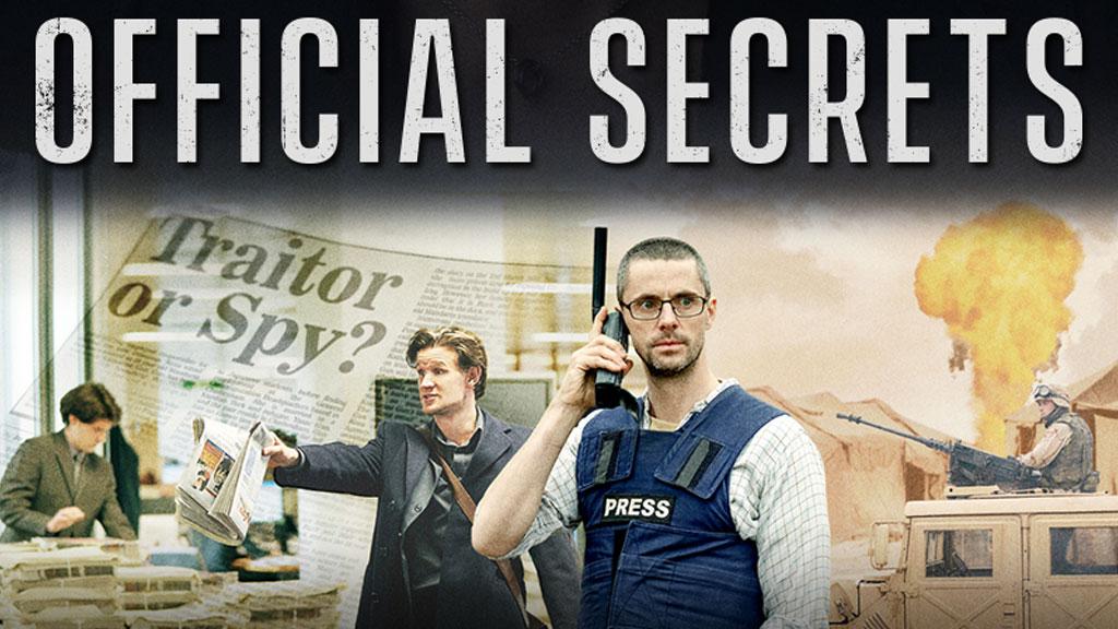 دانلود فیلم اسرار رسمی با دوبله فارسی Official Secrets 2019