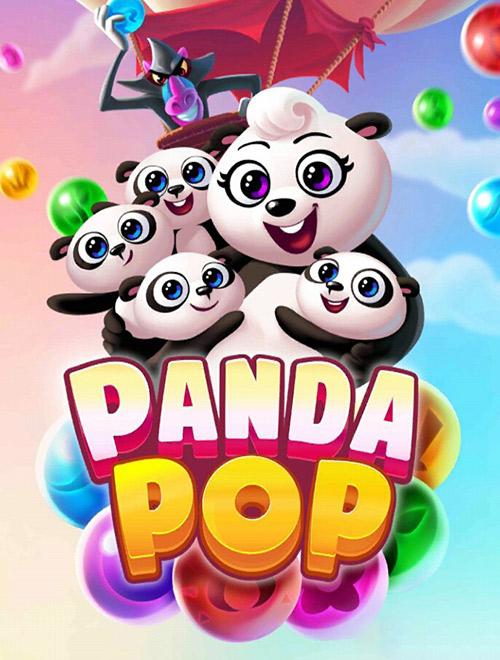 دانلود بازی Panda Pop v8.7.100 برای اندروید