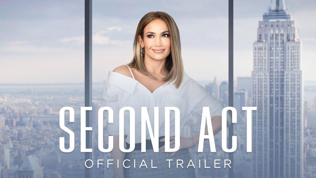 دانلود فیلم نقش دوم با دوبله فارسی Second Act 2019 BluRay