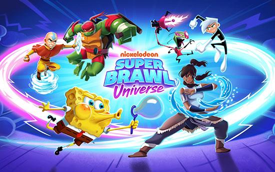 دانلود بازی Super Brawl Universe 2.20 برای اندروید