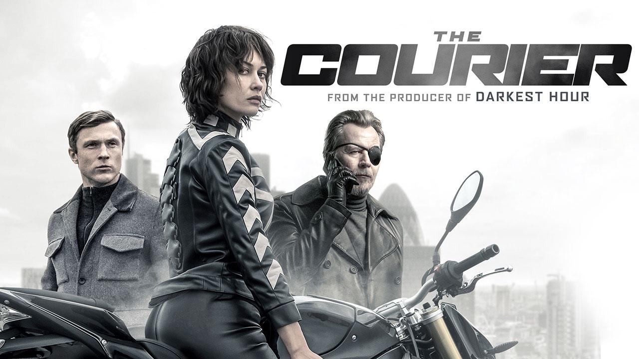 دانلود فیلم پیک با دوبله فارسی The Courier 2019 BluRay