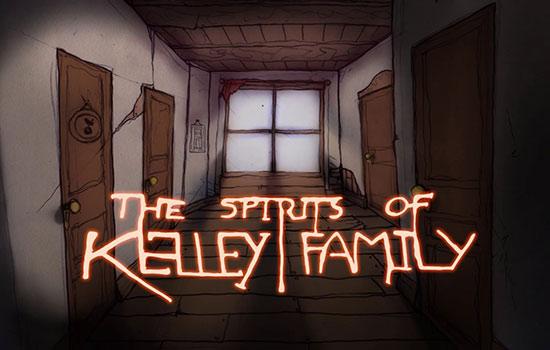 دانلود بازی The Spirits of Kelley Family Final