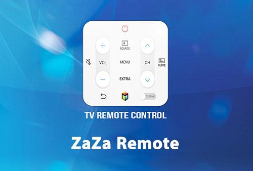 دانلود ریموت کنترل زازا برای اندروید ZaZa Remote 4.3.9