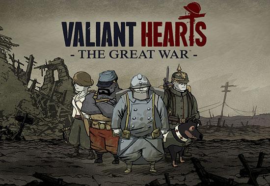 دانلود بازی Valiant Hearts: The Great War برای اندروید